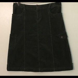 columbia sportswear Paneled Skirt Size 10